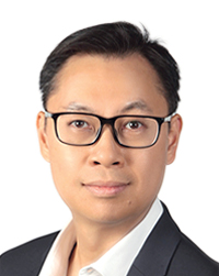 image of David Hung - Senior Vice President, Corporate Services