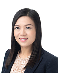 image of Karen Hon - Chief Financial Officer and Senior Vice President