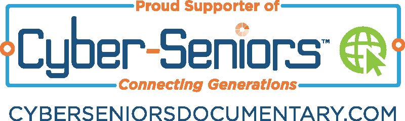 logo of Cyber Seniors