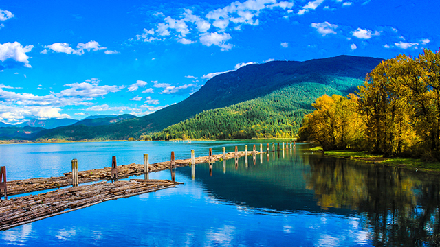 Fraser River British Columbia